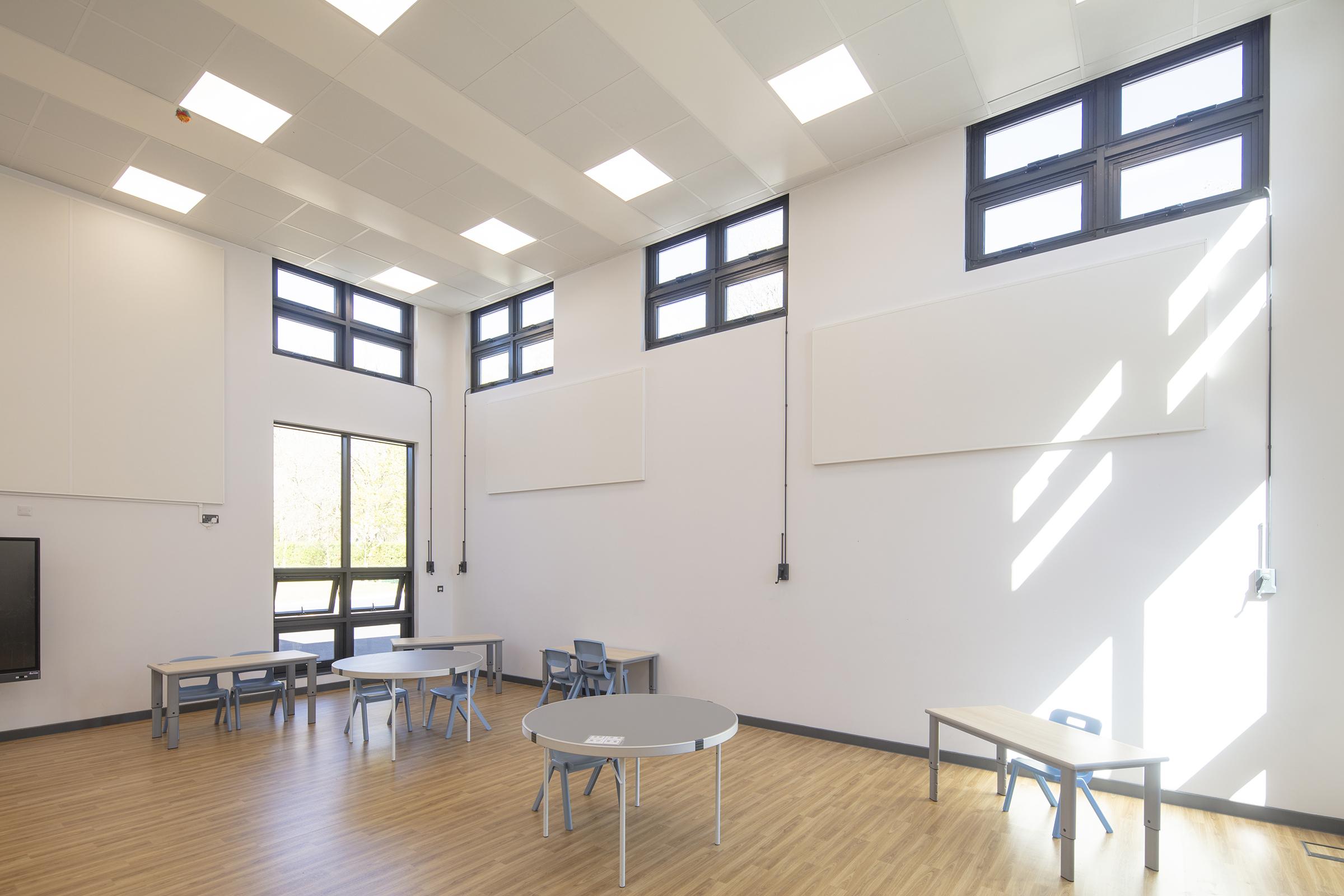 Nethergate Academy Sportshall