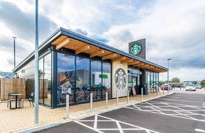 Starbucks Lowestoft Coffee House