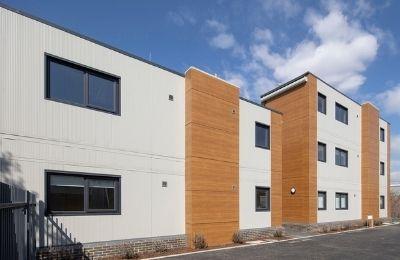 Wivenhoe Apartment Building