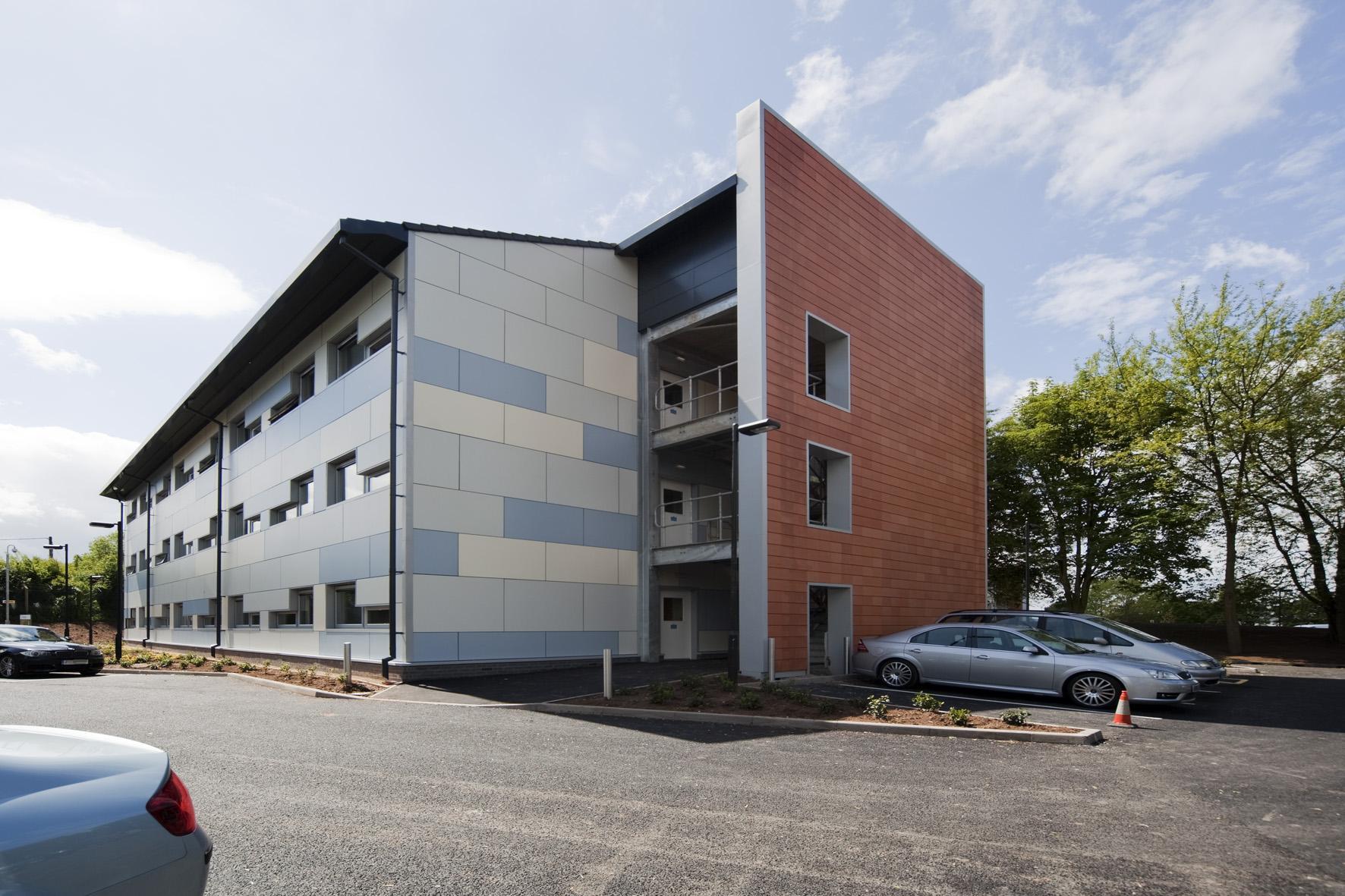 secure site training centre premier modular